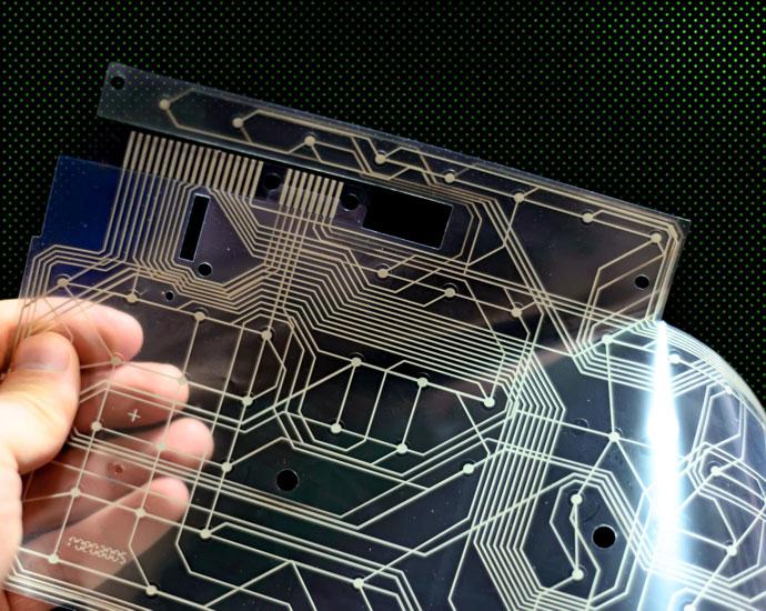 پرینتر الکترونیک چاپی