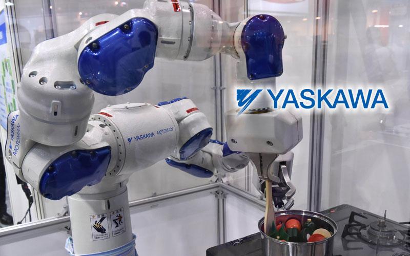 ربات های YASKAWA